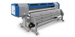 TF-190XP Water Based Pigment Commercial Printing Machine